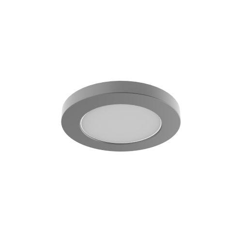 Avro Chrome 6-Inch LED Flush Mount