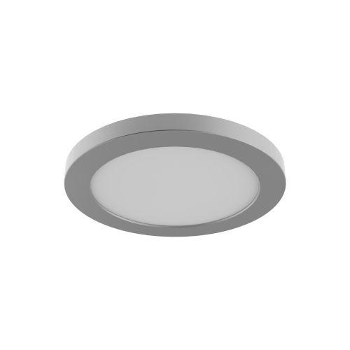 Avro Chrome 7-Inch LED Flush Mount