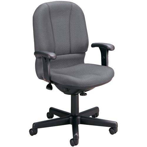 OFM Office Furniture Gray Posture Desk Chair
