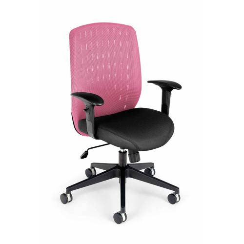 Vision Pink Executive Chair