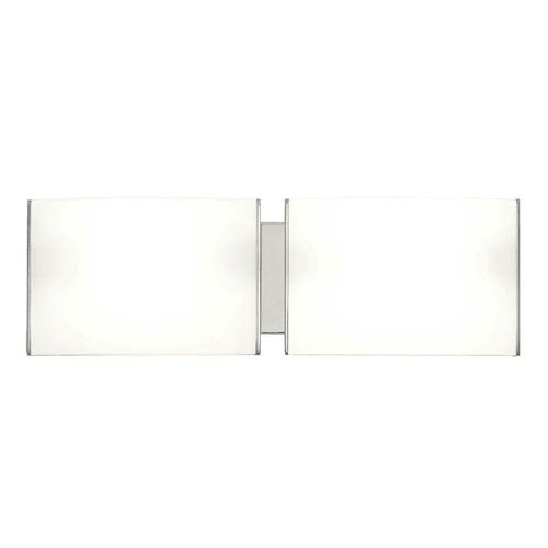 Mega Vanguard Chrome Two-Light Vanity