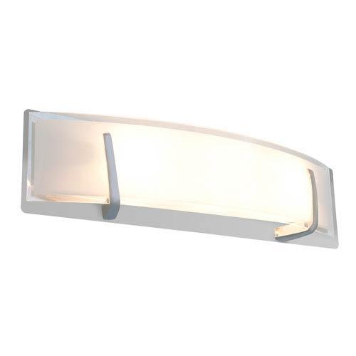 DVI Lighting Hyperion Buffed Nickel Three-Light Vanity