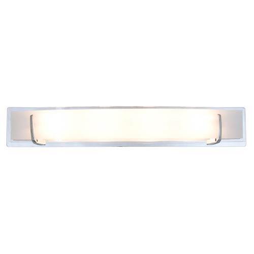 DVI Lighting Hyperion Chrome Four-Light Vanity