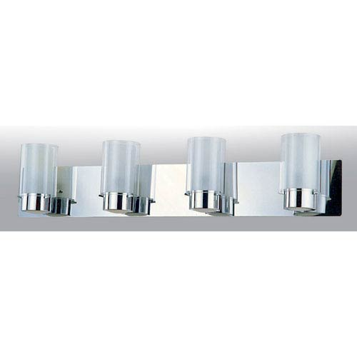 Essex Chrome Four-Light Vanity