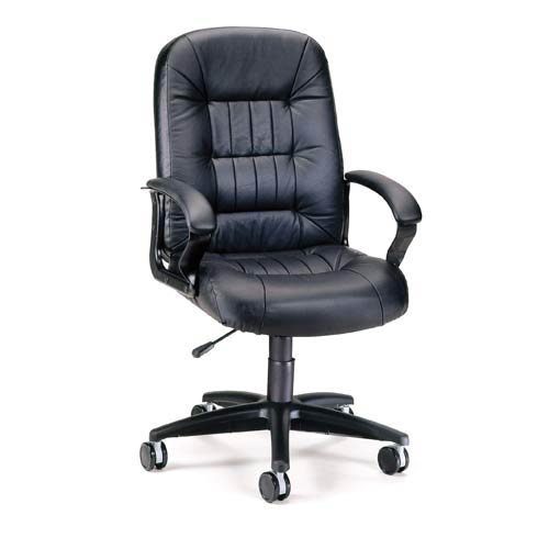 Tremendous Ofm Office Furniture Black Leather Big And Tall Desk Chair Home Interior And Landscaping Palasignezvosmurscom