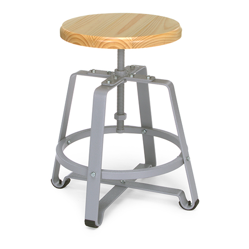 OFM Office Furniture Maple Endure Series Tall Stool