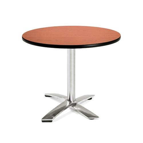 36-Inch Folding Multi-Purpose Round Cherry Table