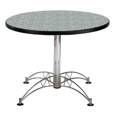 Ofm Office Furniture Gray Nebula Inch Round Office Table Kltrd - 42 inch round office table