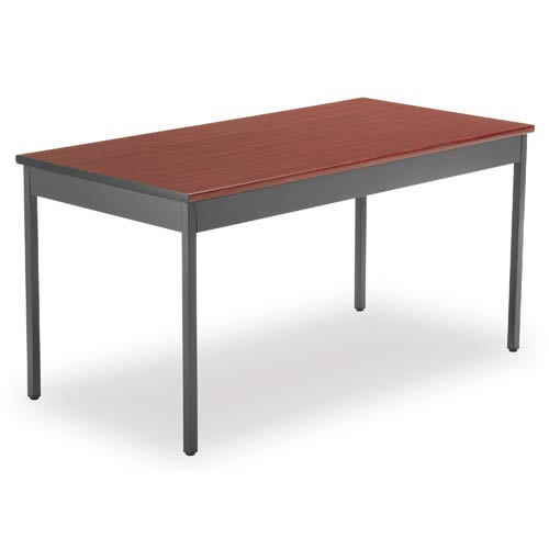 OFM Office Furniture 30 x 60 Utility Table - Cherry