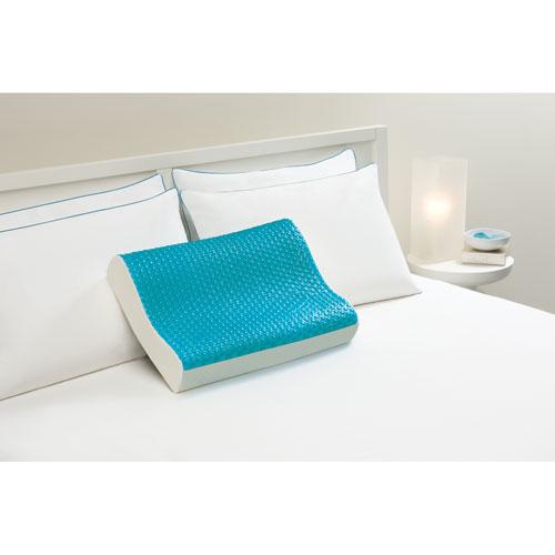 Hydraluxe Bubble Blue Contour Gel Pillow