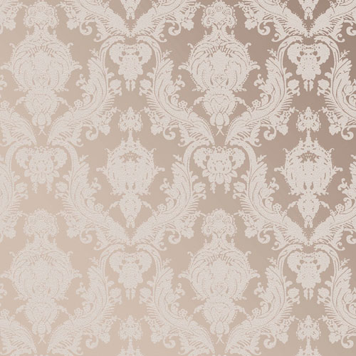 Damsel Bisque Textured Removable Wallpaper