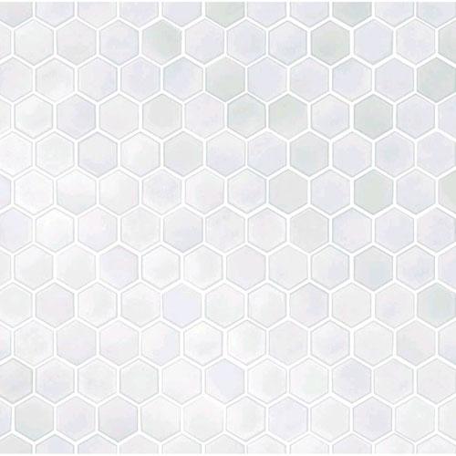 Hexagon Tile Regal Noir Removable Wallpaper