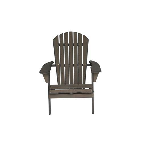 Villeret Grey Adirondack Chair