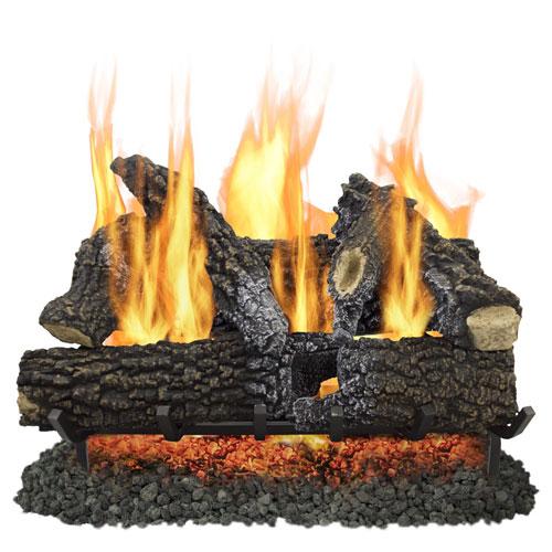 Pleasant Hearth 30-inch Arlington Ash Vented Gas Log