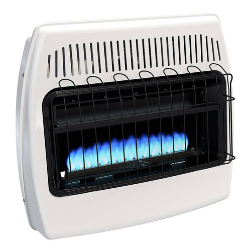 Dyna-Glo Single Fuel Manual Vent-Free Wall Heater