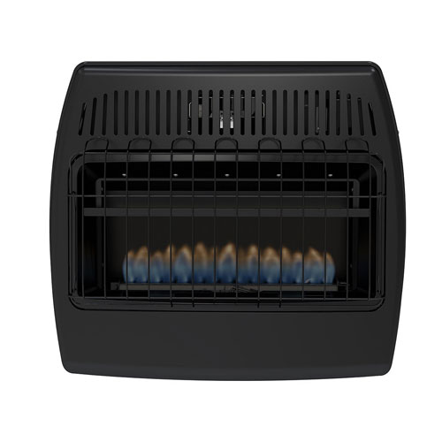 Dual Fuel T-Stat Vent-Free Garage Wall Heater