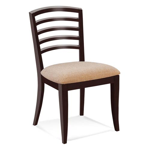 Peter Francis Bounty Side Chair in Walnut Finish