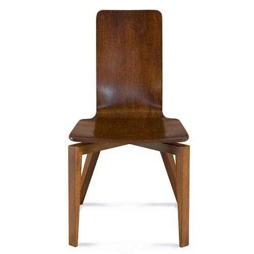 Stretch Java Dining Chair