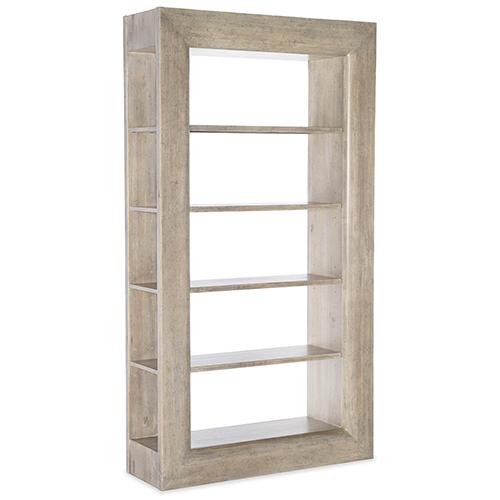 Hooker Furniture Amani Light Wood Etagere