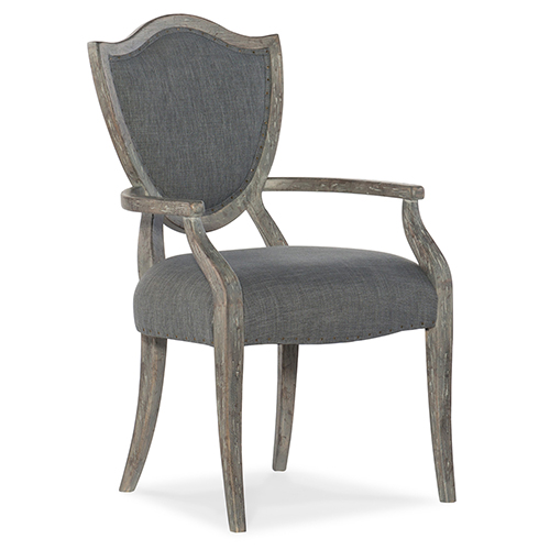 Beaumont Gary Shield-Back Arm Chair