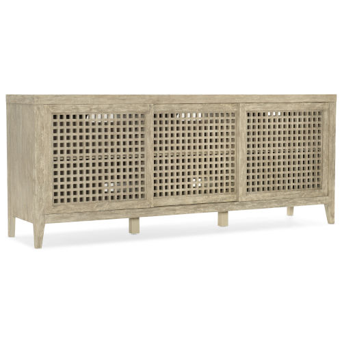 Ciao Bella Light Wood 80-Inch Entertainment Console