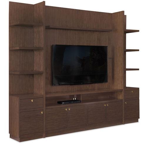 Medium Wood Atelier 4-Piece Wall Group