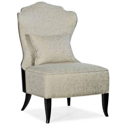 Sanctuary Noir Slipper Chair