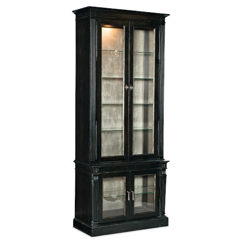 Sanctuary Noir Display Cabinet