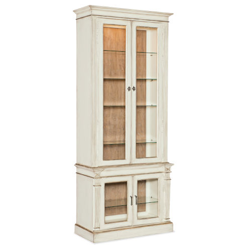 Sanctuary Champagne Display Cabinet