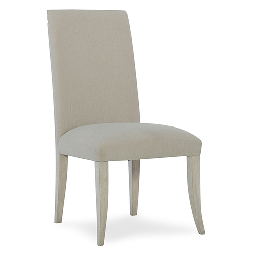 Elixir Beige Upholstered Side Chair