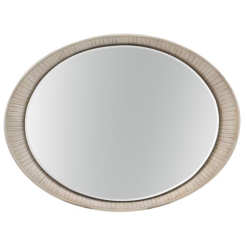 Hooker Furniture Elixir Silver Oval Accent Mirror