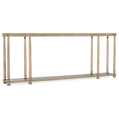 Vera Cruz Light Wood Console Table