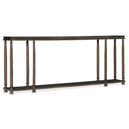 Vera Cruz Russet Brown Console Table