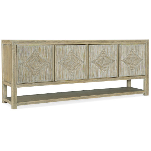 Surfrider Natural Entertainment Console