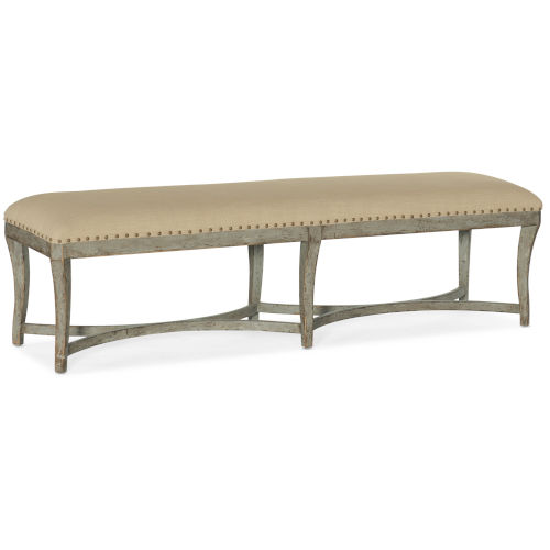 Alfresco Oyster Bed Bench