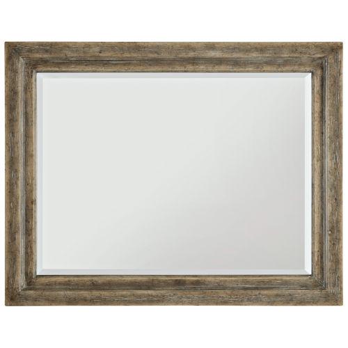 La Grange Wash Off 38 x 48 Inch Mirror