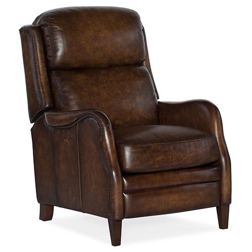 Hooker Furniture Knowles Brown Power Recliner