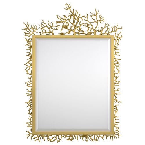 Hooker Furniture Twiggy Gold Mirror