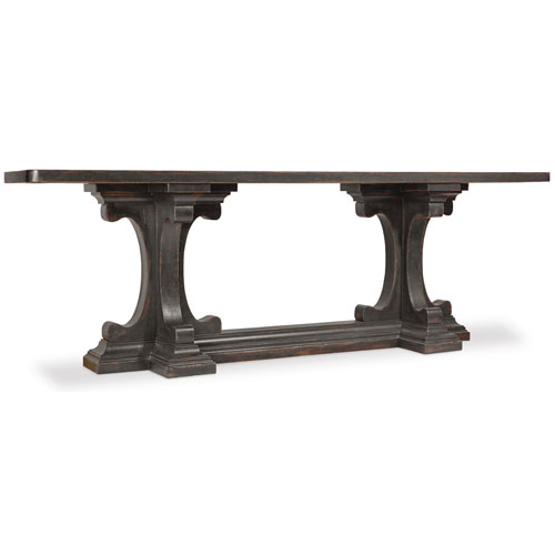 Hooker Furniture Auberose Black Hall Console