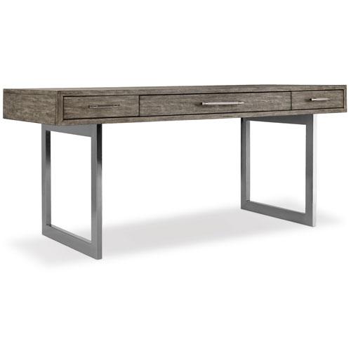 Curata Medium Wood Leg Desk