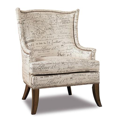 Paris Ivory Accent Chair
