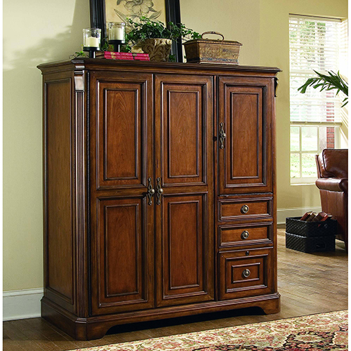 Hooker Furniture Brookhaven Computer Cabinet