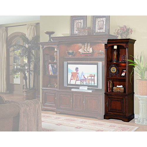 Hooker Furniture Brookhaven Right Door Entertainment Center