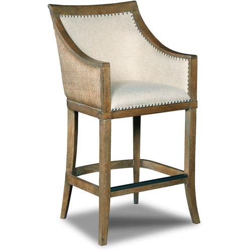 Hooker Furniture Sea Breeze Beige Barstool
