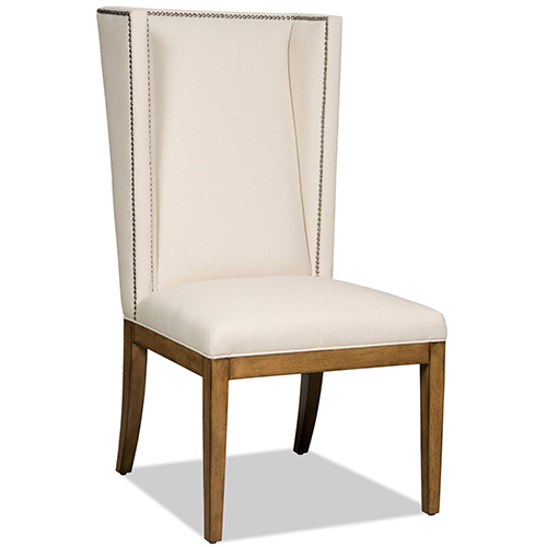 Bayeaux Natural Ivory Dining Side Chair