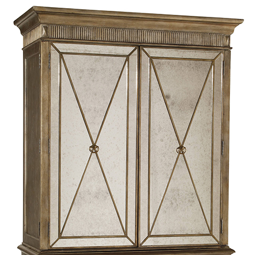 Sanctuary Armoire Top - Visage