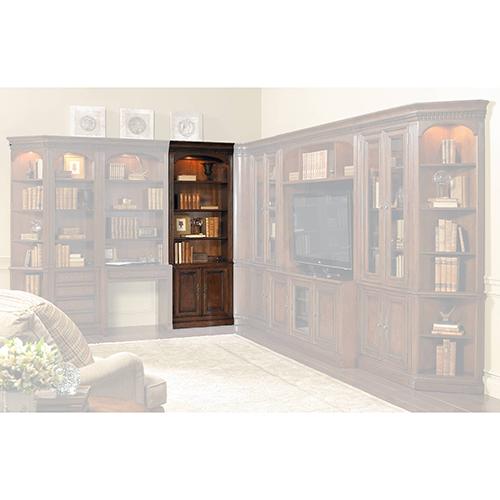 Hooker Furniture European Renaissance II 32-Inch Door Bookcase