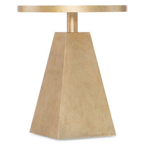 Hooker Furniture Pyramid Accent Table