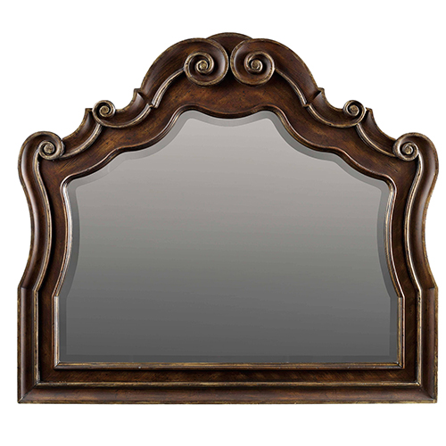 Hooker Furniture Adagio Dark Wood Mirror