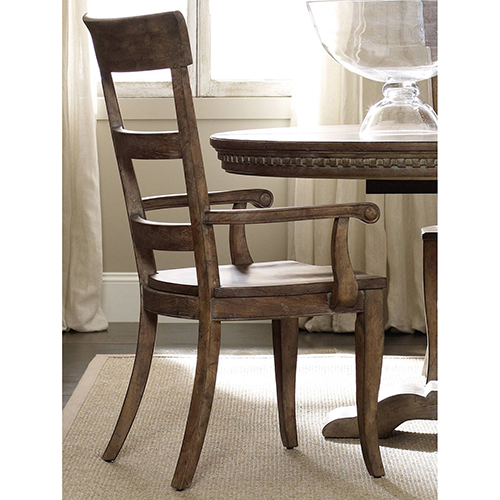 Hooker Furniture Sorella Ladder-back Arm Chair